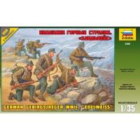 Звезда 3599, Немецкие горные стрелки «Эдельвейс»